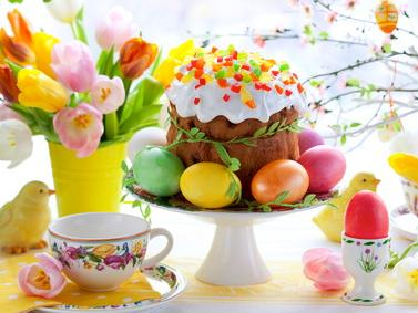 Il pranzo di Pasqua: piatti sfiziosi per tutta la famiglia