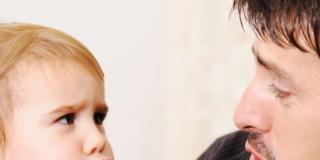 I capricci dei bambini: perché dice sempre no