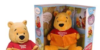 Winnie The Pooh Canta e Racconta