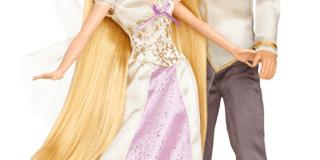 Rapunzel e Flynn Nozze da Sogno