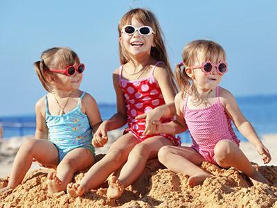 Estate 2012: ecco le spiagge per i bambini