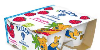 Yogurt Teddi Fragola