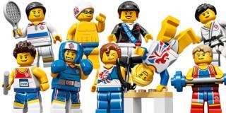 Minifigure olimpiche