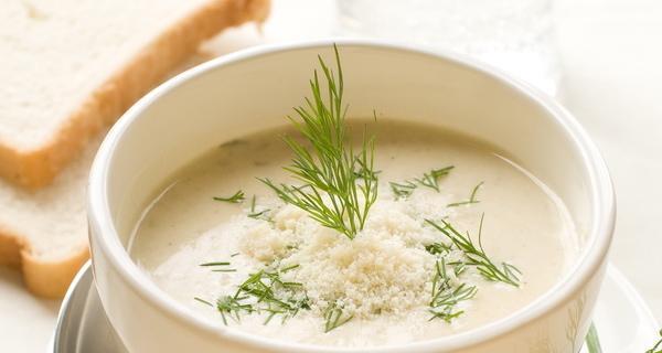 Zuppa con verdure