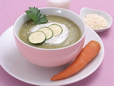 Verdure allo yogurt