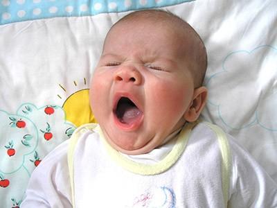 Se il neonato non dorme