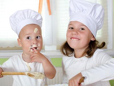 Cuochi per un giorno: il primo festival nazionale di cucina per bambini