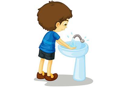 Manine pulite per i bambini italiani…