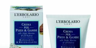 Crema per Piedi & Gambe