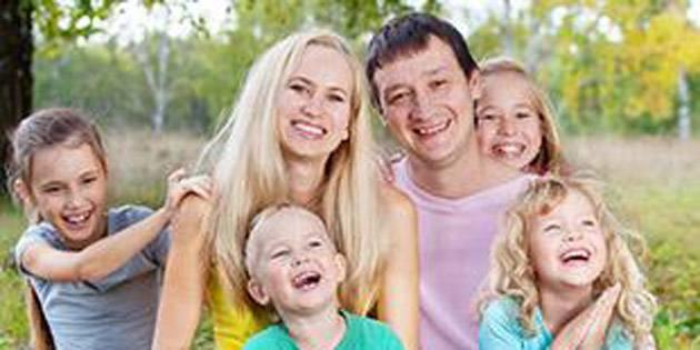 Famiglia allargata: istruzioni per l'uso