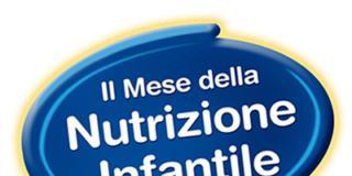 Mese della nutrizione infantile