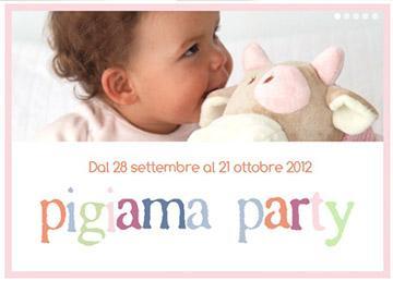 Scopri la promozione Pigiama Party!