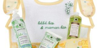 Coffret Bébé&maman Bio