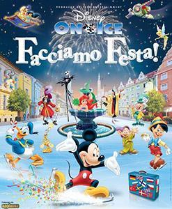 Disney On Ice arriva anche in Italia
