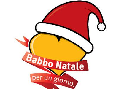 """""""Babbo Natale per un giorno"""": l'evento del week end per i bimbi cardiopatici"""