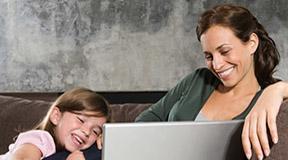 Favole per bambini: ora viaggiano su internet