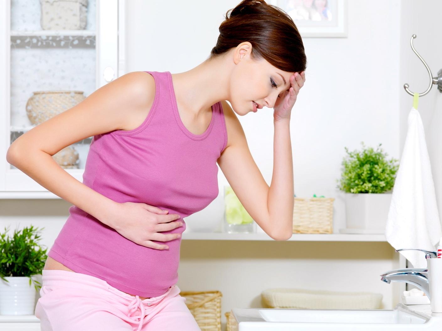 I disturbi più comuni nel 1° trimestre di gravidanza bimbi sani e