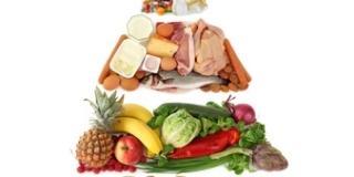 La piramide alimentare: quali nutrienti per un sano sviluppo del bebè
