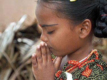 """L'Unicef lancia la campagna """"Bambine, non spose"""""""