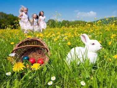 La Pasqua per i bambini: dal significato ai giochi da fare insieme
