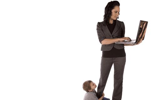 Conciliare lavoro e famiglia: impara dai grandi manager