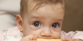 Formaggio ai bambini: fondamentale per le ossa