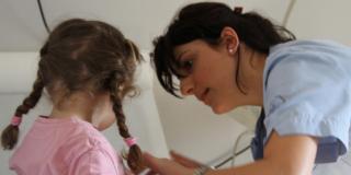 Bambini: un elettrocardiogramma può salvare loro la vita