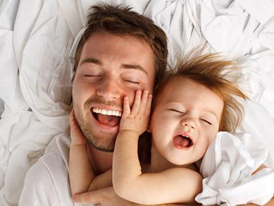 Congedo di paternità: sempre di più i papà che scelgono di stare a casa