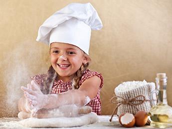 Iniziative per bambini (e non solo): Easy Cooking Tour