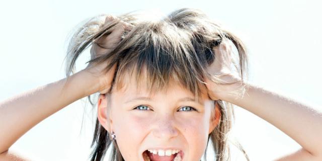 Alopecia nei bambini: più diffusa di quanto si creda!