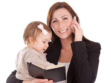 Conciliare lavoro e famiglia? Per due donne su tre si può!