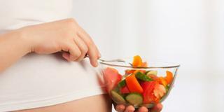 La dieta per non ingrassare in gravidanza