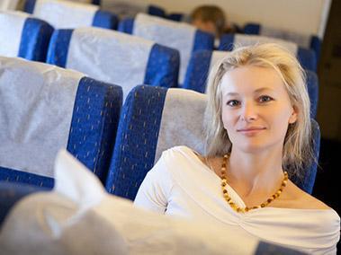Ci sono rischi a viaggiare incinta in aereo?