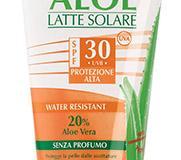 Aloe Latte Solare SPF 30