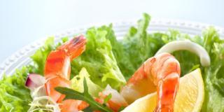 Dieta con l'insalata per dimagrire dopo il parto