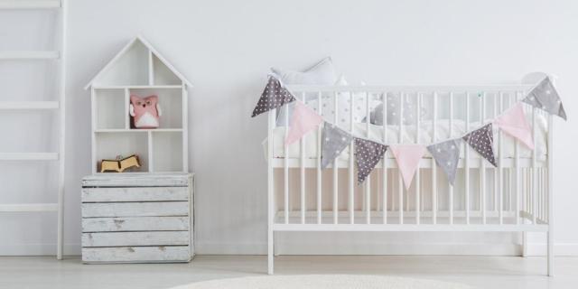 Come deve essere la prima cameretta di un neonato?