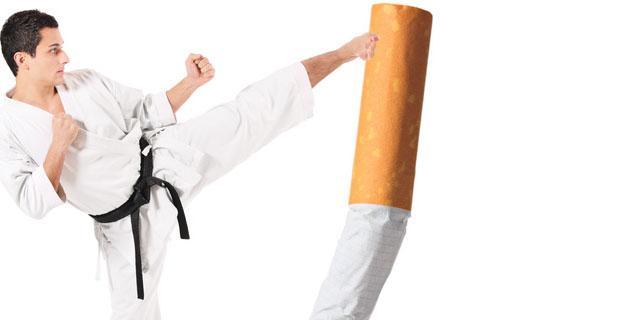 Fumo: lo sport aiuta i ragazzi a smettere