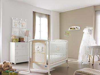 Come deve essere la prima cameretta di un neonato bimbi - Colori cameretta neonato ...