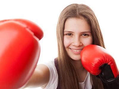Le ragazze che fanno sport sono meno aggressive