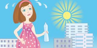 Perché la sudorazione diventa eccessiva in gravidanza?