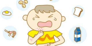 I casi di allergie alimentari e cutanee tra i bambini sono cresciuti del 50%