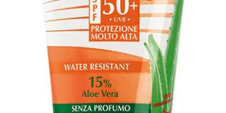 Aloe Latte solare SFP 50+