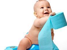 Togliere il pannolino: che risparmio se si fa presto!
