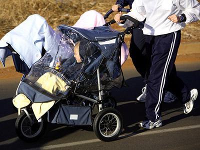 Babyrun: a Torino la corsa del bambino!