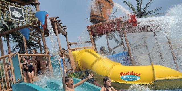 L'estate al parco acquatico Gardaland Waterpark di Milano
