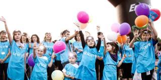 Energizer night run for Unicef: la corsa per salvare i bambini del mondo