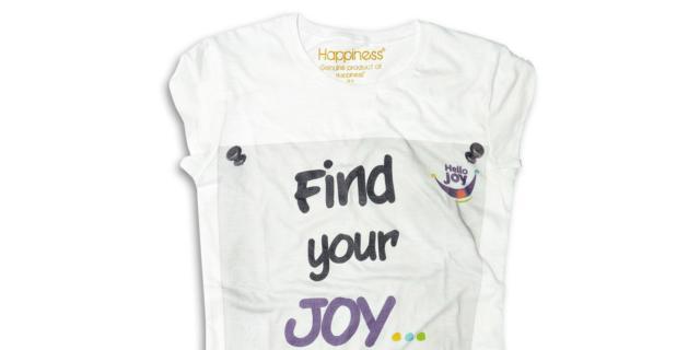 La maglietta benefica che aiuta la clownterapia in ospedale