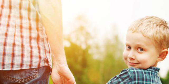Papà: perché vuole un figlio maschio?