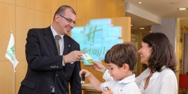 Hotel e bambini: le iniziative di InterContinental Hotels