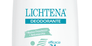 Lichtena Deodorante Vapo no-Gas